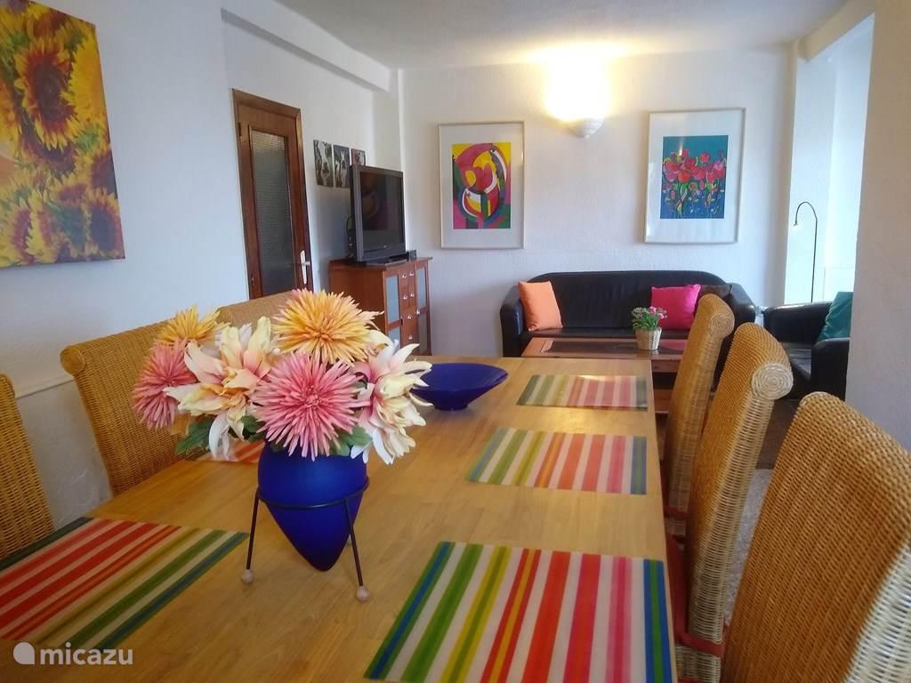 Vakantiehuis Spanje, Costa Blanca, Javea Appartement Appartement El Luminoso