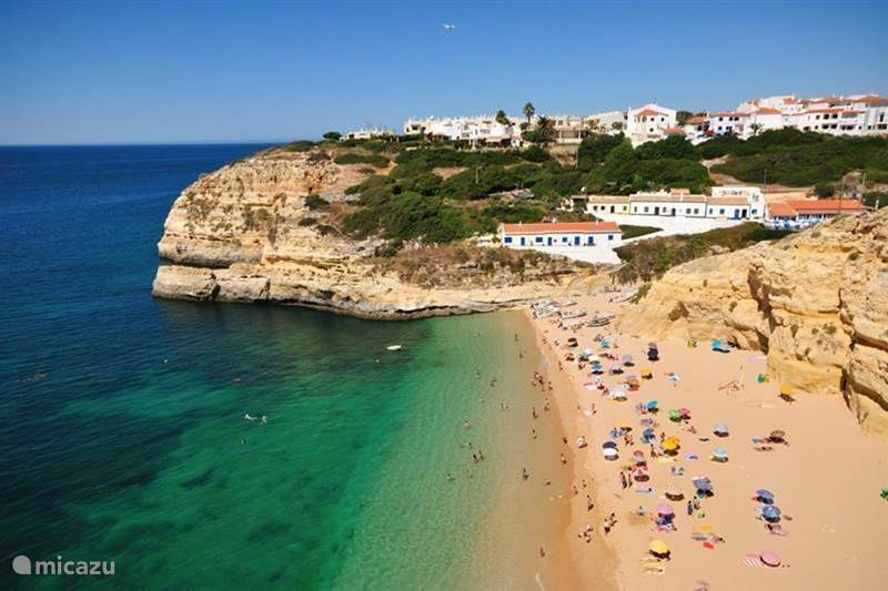 Vakantiehuis Portugal, Algarve, Benagil Appartement Casa Da Sorte Benagil 12316/AL