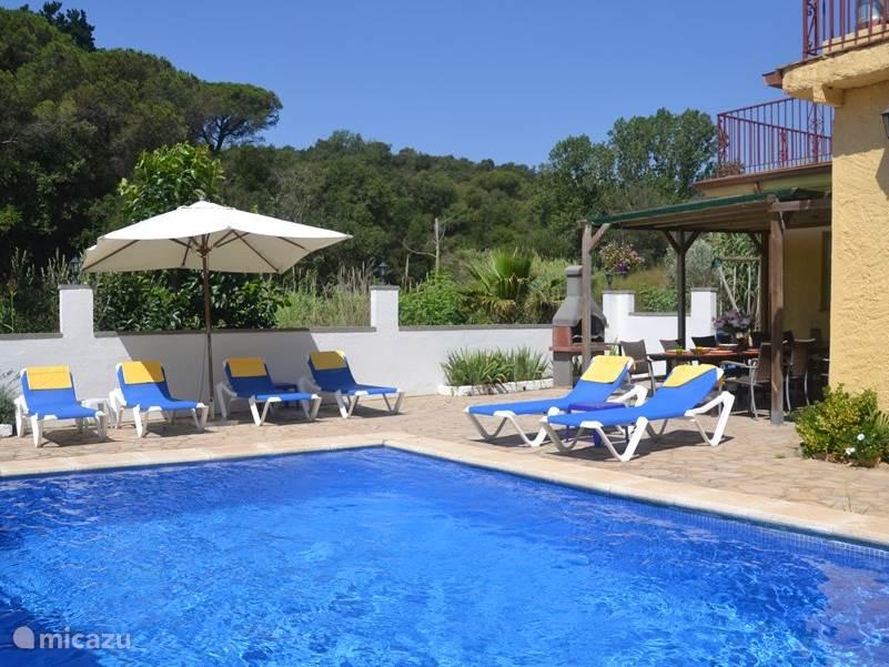 Vakantiehuis Spanje, Costa Brava, Lloret de Mar vakantiehuis Alicia