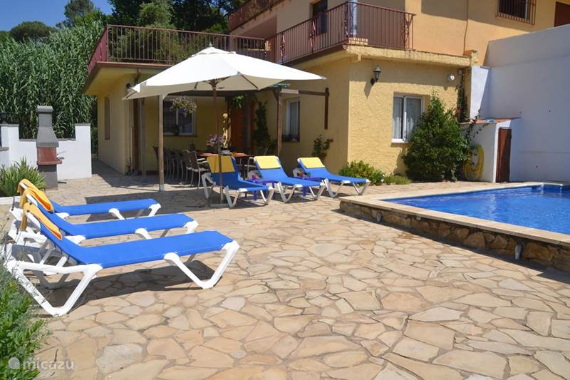 Ferienwohnung Spanien, Costa Brava, Lloret de Mar Ferienhaus Alicia