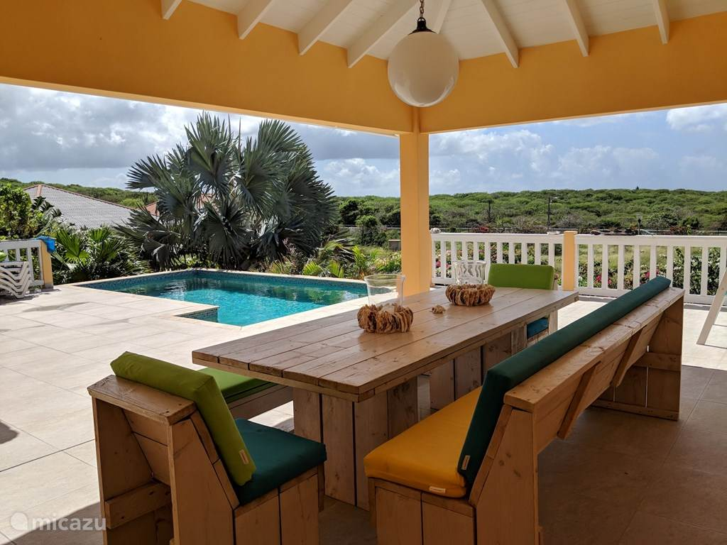 Vacation rental Curaçao, Banda Abou (West), Fontein Villa Kas Tribon