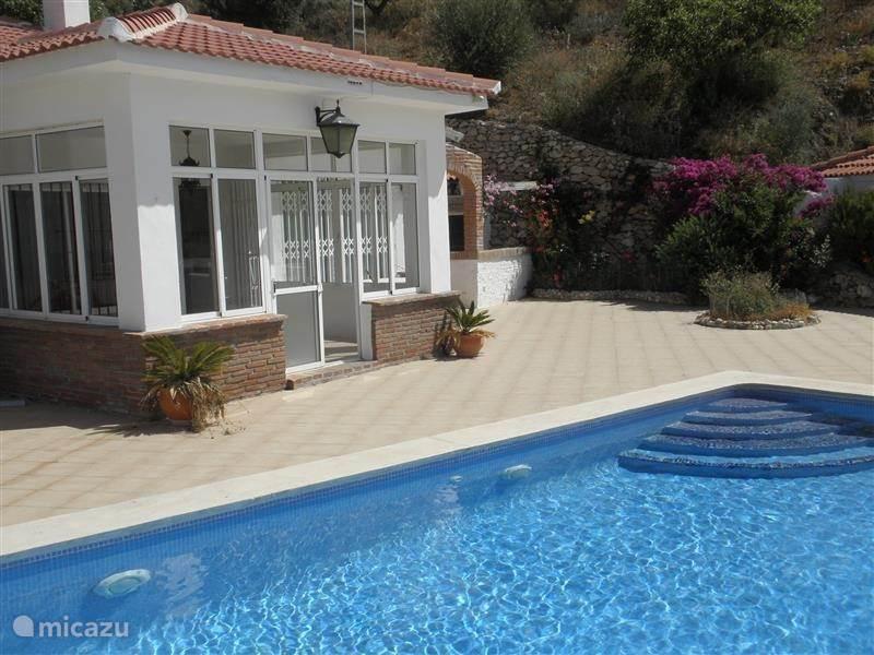 Vakantiehuis Spanje, Costa del Sol, Torrox villa Villa Del Sol Zeezicht Aanbieding