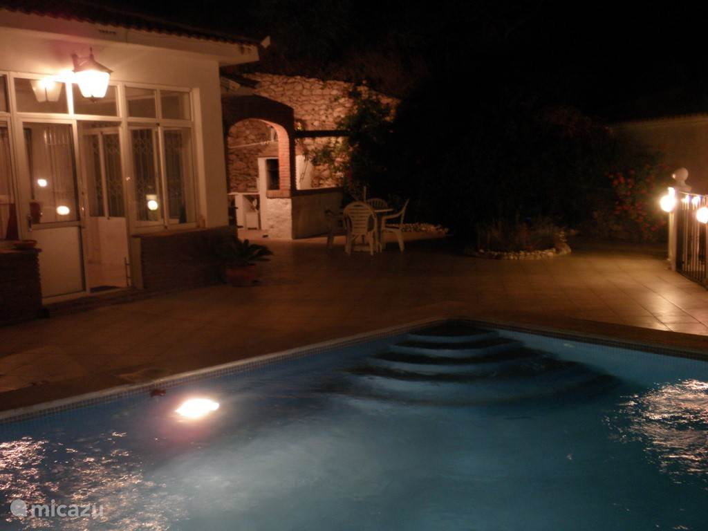 Zwoele avonden met sfeerverlichting