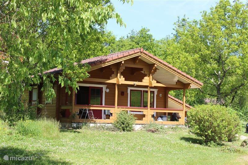 Vacation rental France, Lot, Mauroux bungalow Village du Soleil - Mauroux (Lot)