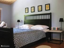 2e Slaapkamer ook met 2-persoons bed.