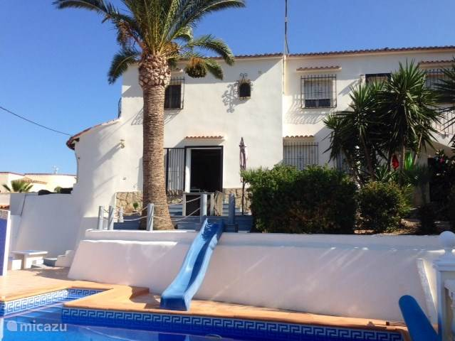 Vakantiehuis Spanje, Costa Blanca, Benissa villa Casa Montemar