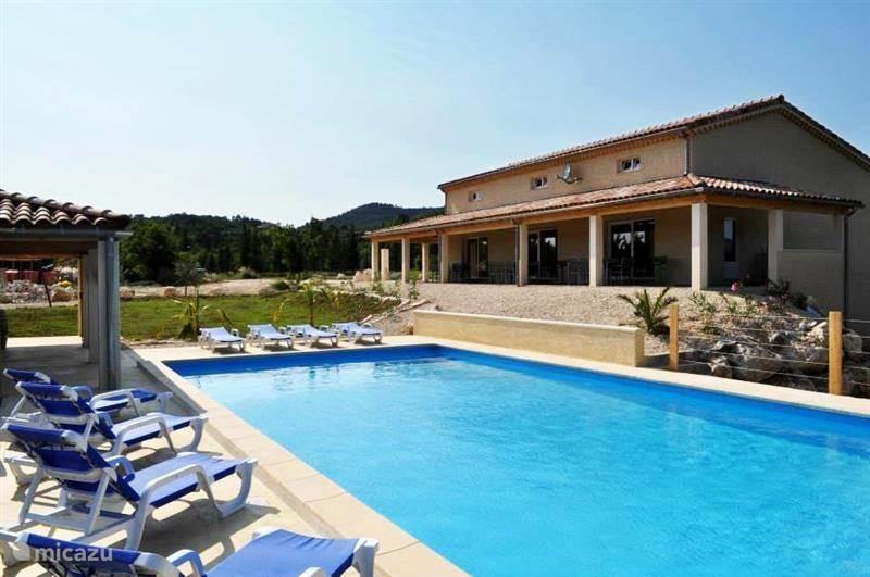 Vacation rental France, Ardèche – holiday house Villa Vallon Pont d'Arc