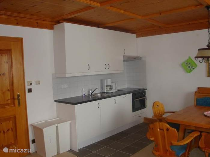 The new second Kitchen in the basement also including dishwasher, because you are on holiday!