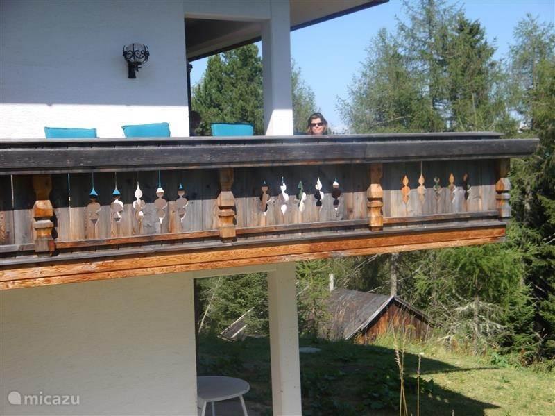 Vacation rental Austria, Carinthia, Hochrindl Chalet Villa Alpenblick