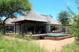 Vonkel Villa, midden in het bushveld!