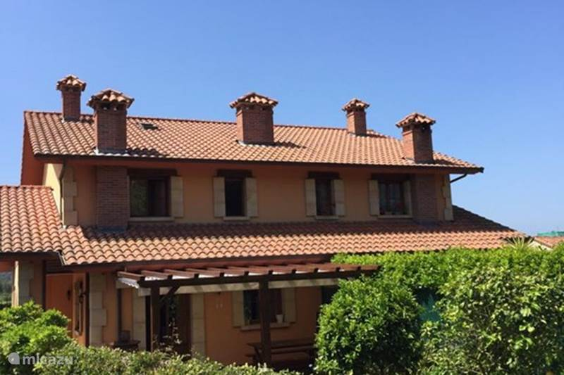 Vakantiehuis Spanje, Cantabria, Sierra-Ruiloba  Chalet Casa Ruiloba Costa Verde