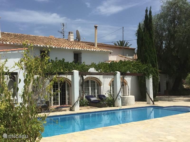 Vakantiehuis Spanje, Costa Blanca, Dénia villa Fantastisch Villa Costa Blanca Denia