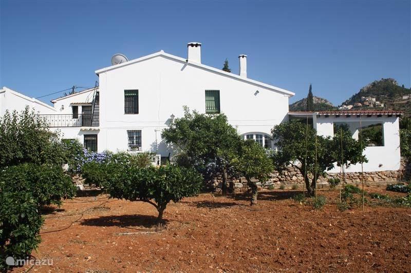 Vakantiehuis Spanje, Costa Blanca, Dénia Villa Fantastische villa/finca nabij Denia