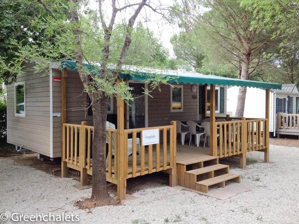 Vakantiehuis Frankrijk, Côte d´Azur, Roquebrune-sur-Argens Chalet Chalet Provence Cote d'Azur