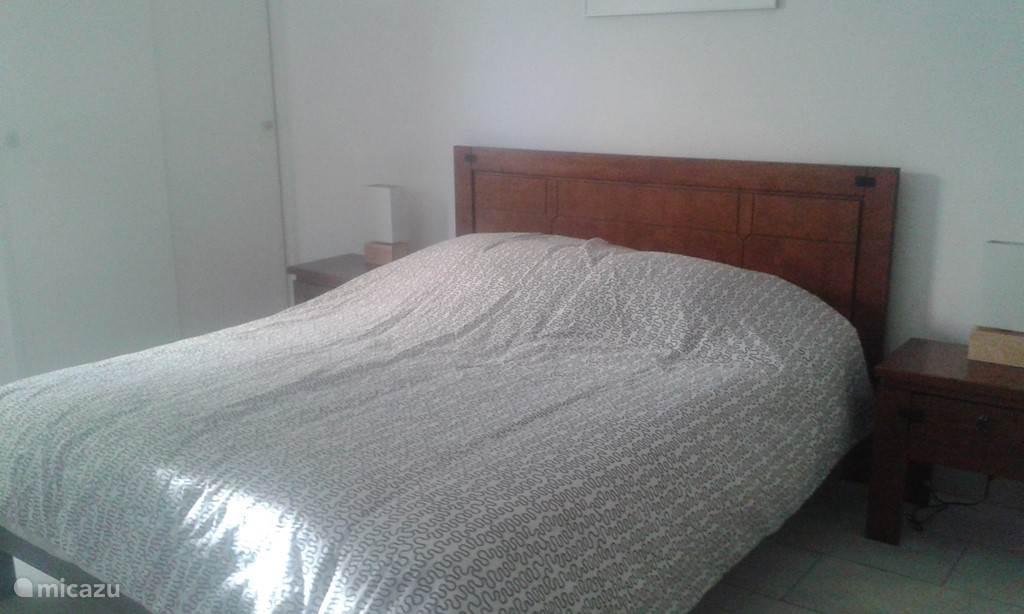Slaapkamer met 2 persoonsbef