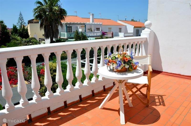 Vakantiehuis Spanje, Costa de la Luz, Isla Cristina vakantiehuis Casa Lea vlak bij het strand