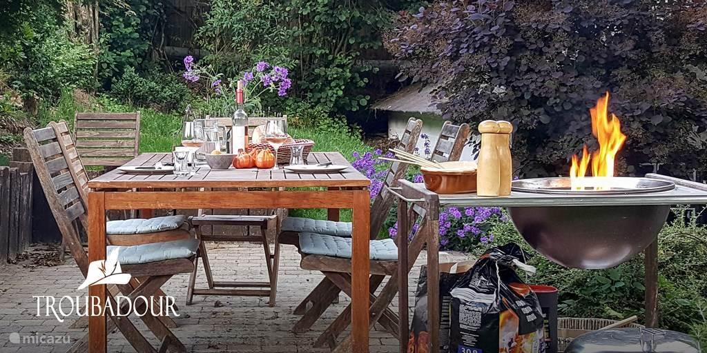 Vakantiehuis België, Ardennen, Gedinne boerderij Le Troubadour