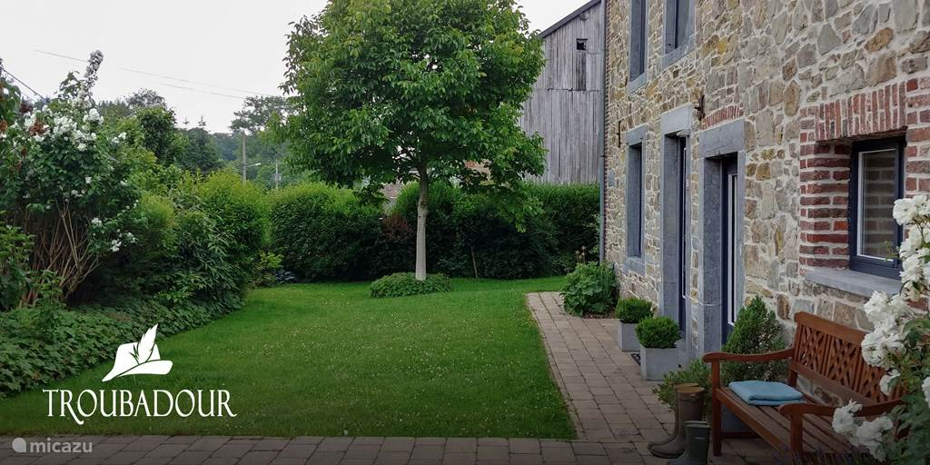 Vacation rental Belgium, Ardennes, Gedinne Farmhouse Maisonmalvoisin