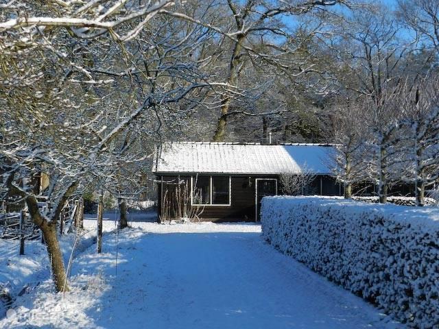 Ook 's winters behaaglijk!