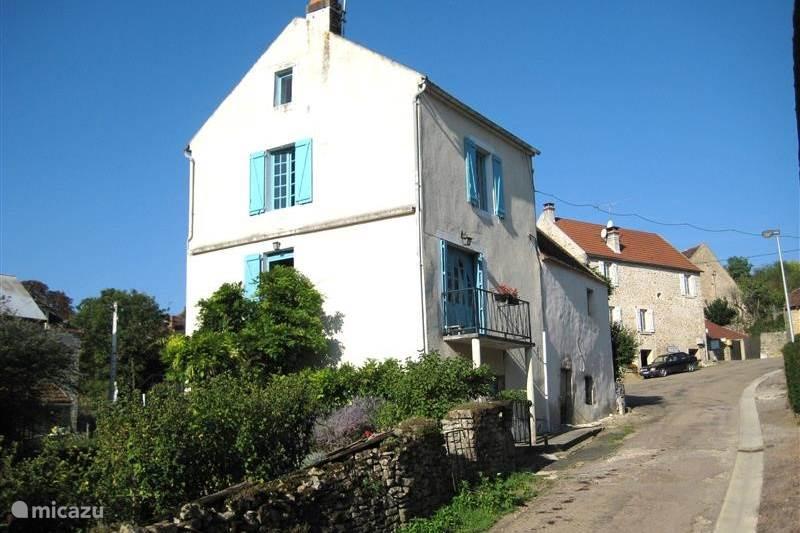 Vakantiehuis Frankrijk, Yonne, Fontenay-près-Vézelay Gîte / Cottage La Vezelienne