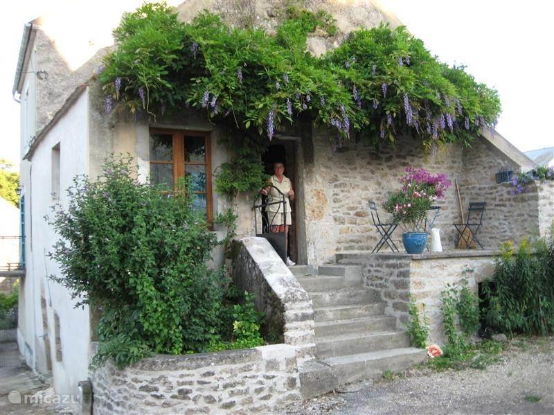 Vakantiehuis Frankrijk, Bourgogne, Fontenay-près-Vézelay Gîte / Cottage La Vezelienne