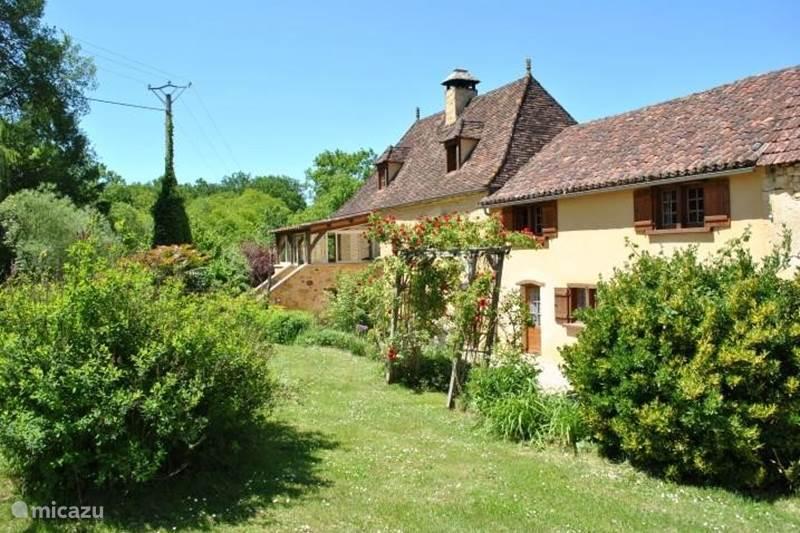 Vakantiehuis Frankrijk, Dordogne, Nabirat Vakantiehuis Perigourdine