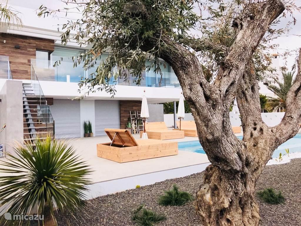 Vakantiehuis Spanje, Costa Blanca, Moraira villa Luxe villa-ook voor zakelijke event-