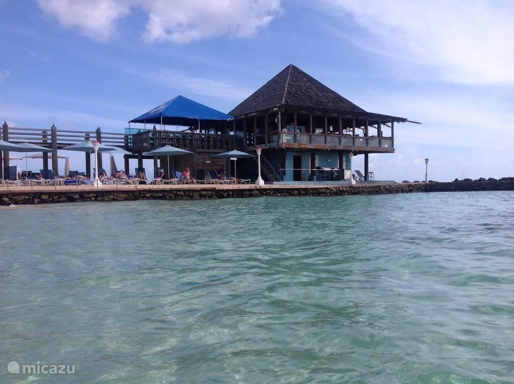 Restaurant van Avila Beach hotel