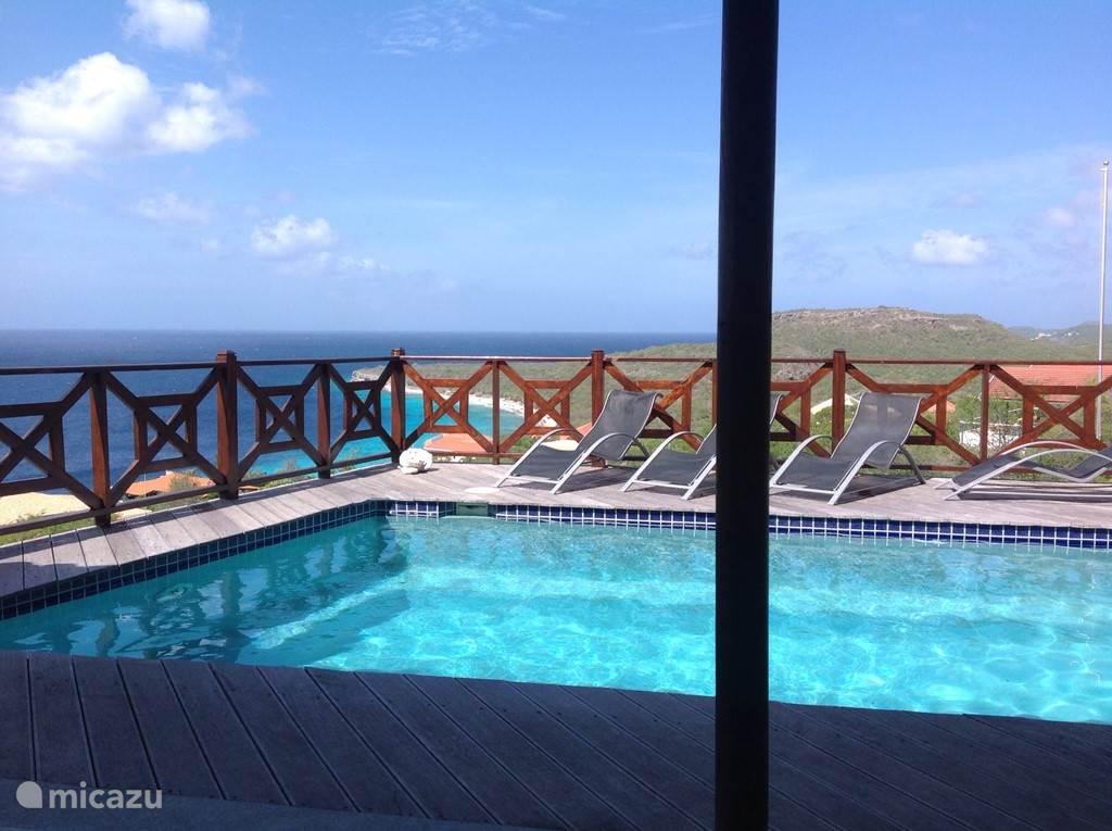 Vacation rental Curaçao, Banda Abou (West), Cas Abou villa Villa Caribbean Blue