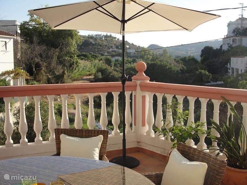 Vakantiehuis Spanje, Andalusië, Tolox vakantiehuis Casa Alambique