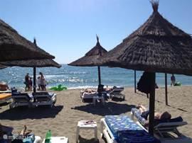 Wilt u naar de kust, binnen 3 kwartier bent u in Marbella, Fuengirola of in een van de kleinere dorpjes aan de kustlijn. Vergeet niet aan het strand sardientjes te eten!