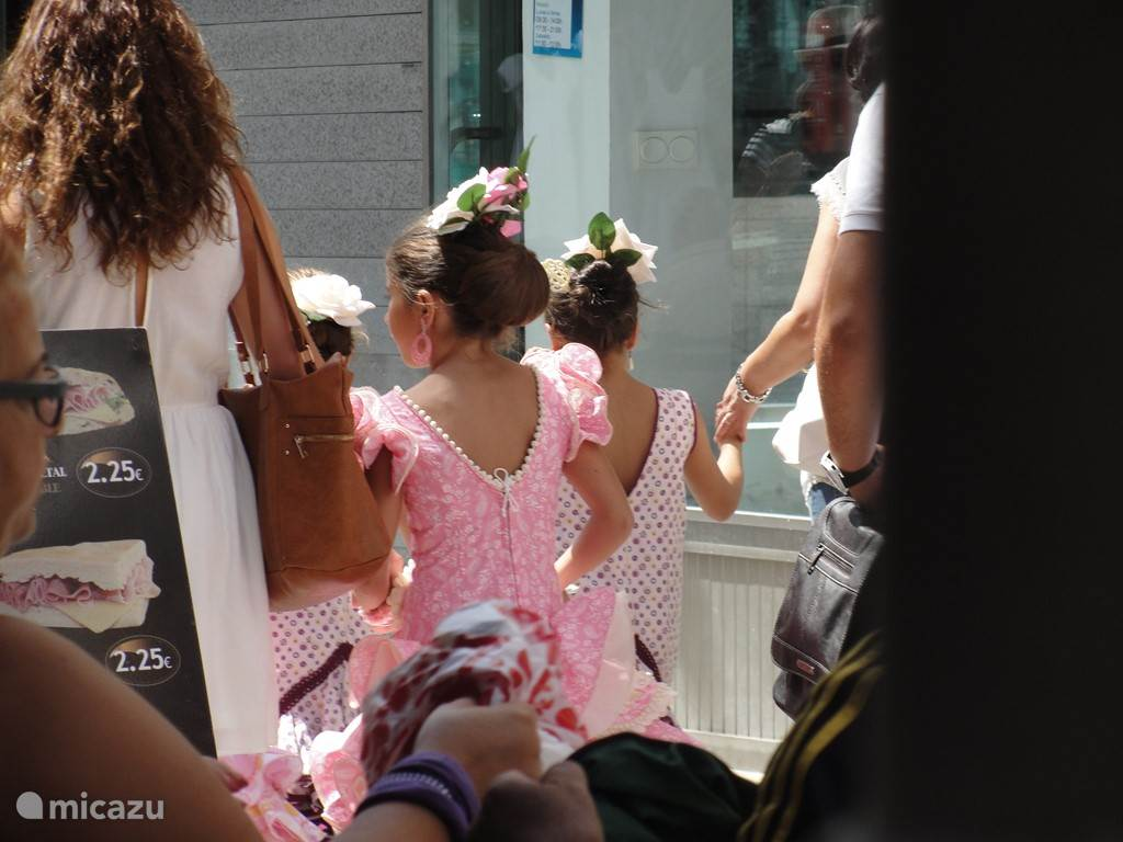 Spanjaarden zijn gek op feesten en zorgen er wel voor dat er altijd iets te vieren valt.