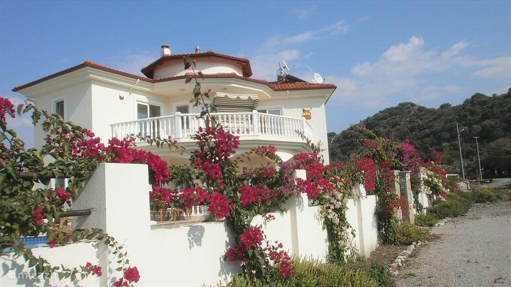 Vacation rental Turkey – villa Villa Babylon
