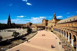 Sevilla (kleine 2 uur rijden)