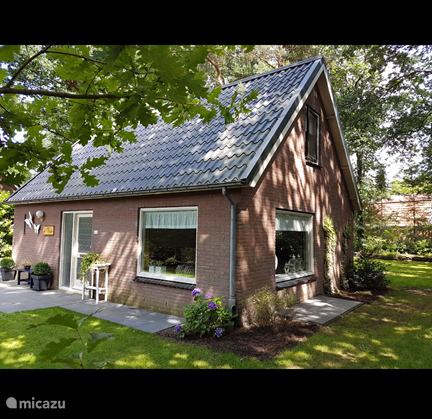 Holiday parks, Netherlands, Gelderland, Winterswijk, bungalow Butterfly