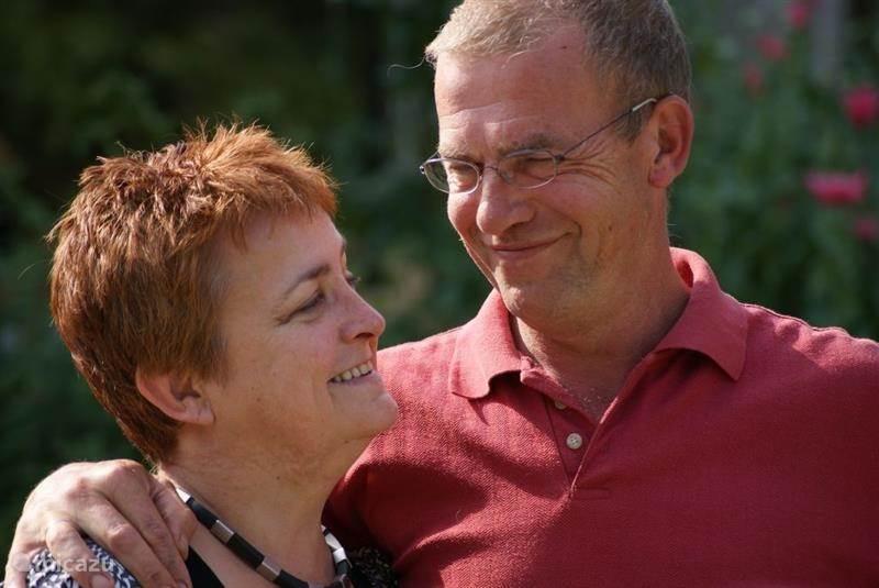 Marga en Jurrie Kramer