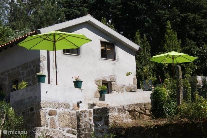 Vakantiehuis Portugal, Beira, Oliveira do Hospital vakantiehuis Casa Agave/Quinta da Encavalada