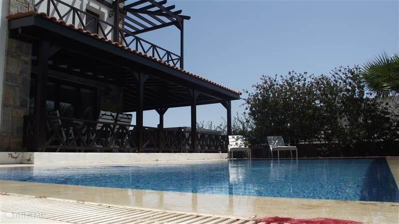 Vakantiehuis Turkije, Egeïsche Zee, Gündogan villa Troya 17