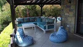 Heerlijk ruime lounge-set
