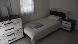 1-persoons slaapkamer 1e verdieping