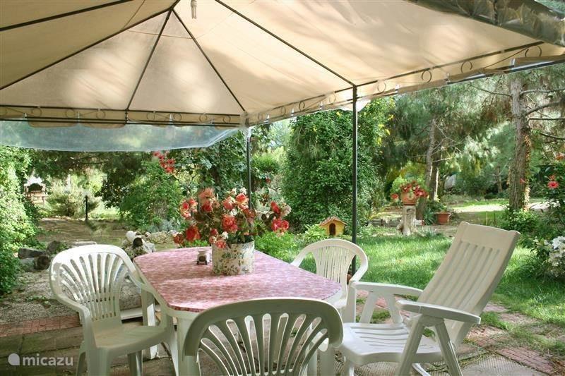 ferienhaus sa genti arrubia in cabras sardinien italien mieten micazu. Black Bedroom Furniture Sets. Home Design Ideas