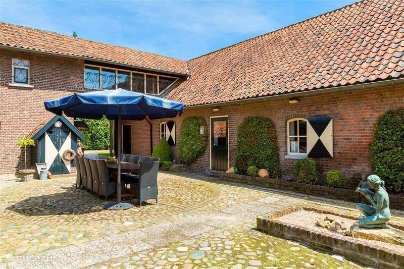 Vacation rental Netherlands, Limburg, Weert – villa Villa De Jans Akkerhoeve