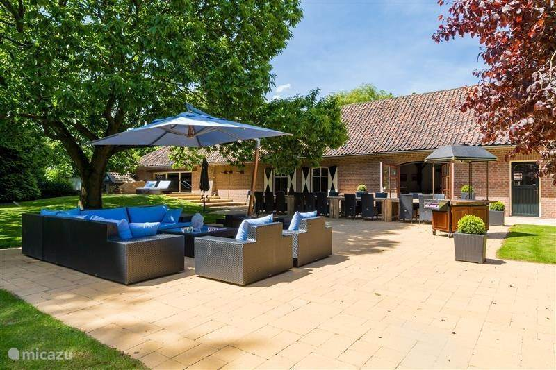 Vakantiehuis Nederland, Limburg, Weert Villa Vakantievilla De Jansakkerhoeve