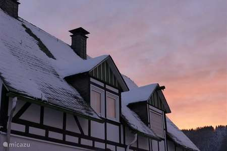 Vacation rental Germany, Sauerland, Elpe holiday house Betten Haus