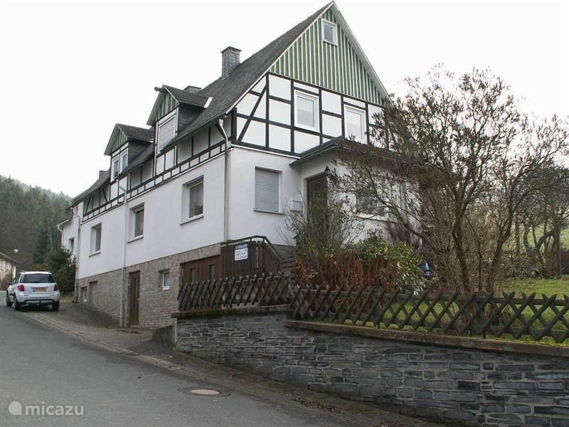 Vakantiehuis Duitsland, Sauerland, Elpe Vakantiehuis Betten Haus