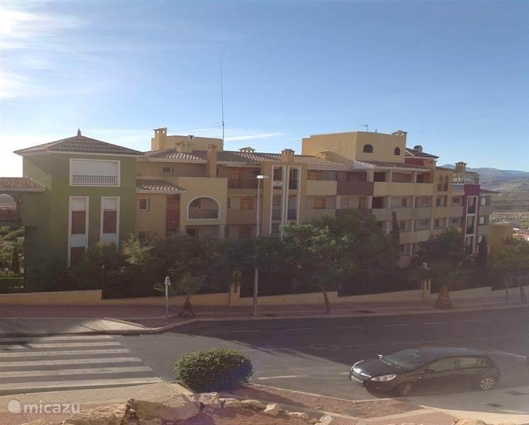 Vakantiehuis Spanje, Costa Blanca, Muchamiel - Alicante penthouse Dak App. Bonalba-Golf. Costa Blanca.