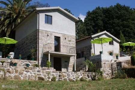 Vakantiehuis Portugal, Beiras, Oliveira do Hospital vakantiehuis Casa Palmeira/Quinta da Encavalada