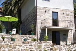 Casa Palmeira met privé-terras
