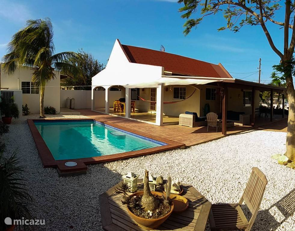 Vakantiehuis Aruba, Paradera, Paradera Vakantiehuis Casa Chibichibi