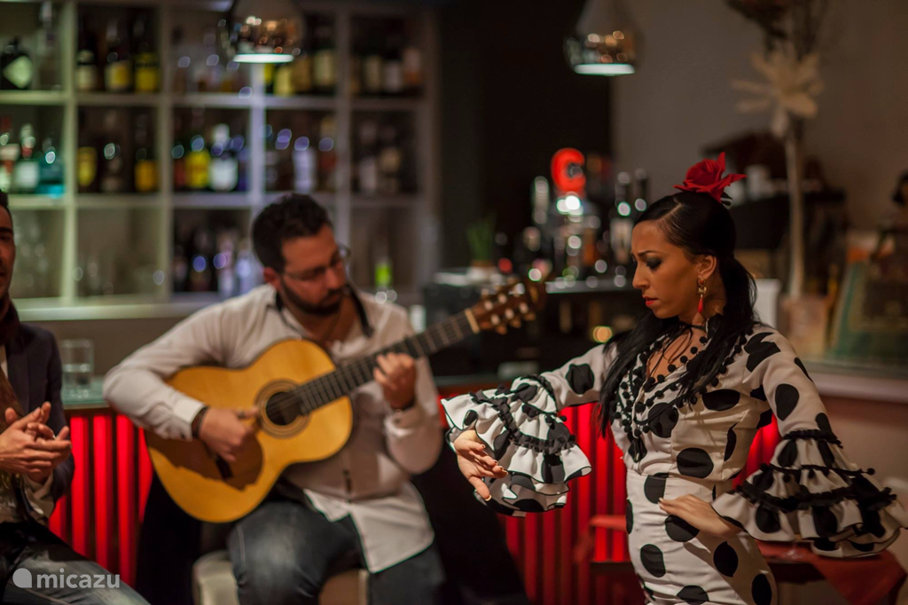 Flamenco in Málaga